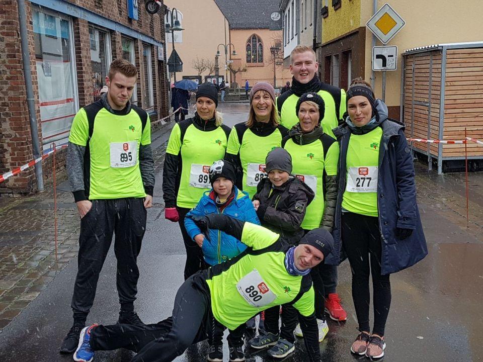 Spendenlauf Mondorf 2016 - Ballensiefen & Tilsch Elektrotechnik